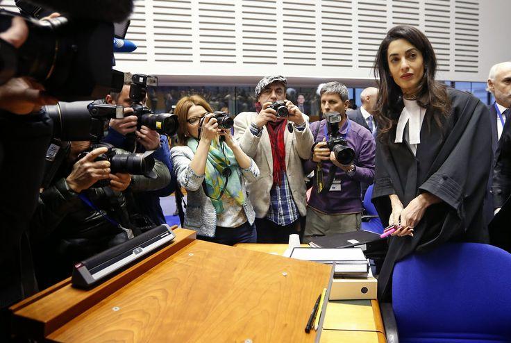 e-Pontos.gr: H Αμάλ Κλούνεϊ κατά της Τουρκίας για τη Γενοκτονία...