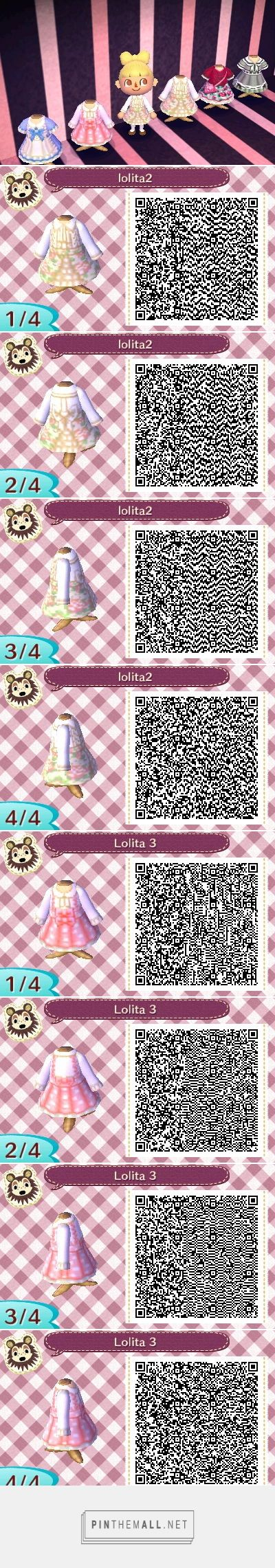 Black dress qr code - Find This Pin And More On Animal Crossing Qr Clothes
