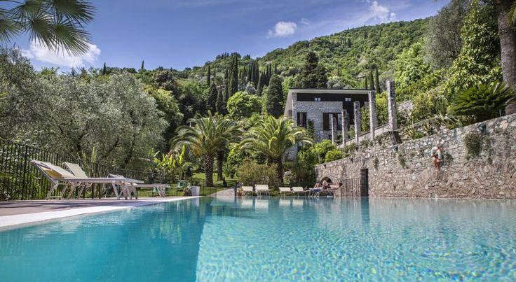 €86,17 Das Hotel Livia in Gargnano begrüßt Sie mit einem Außenpool und einem Restaurant. WLAN nutzen Sie in den öffentlichen Bereichen kostenfrei.