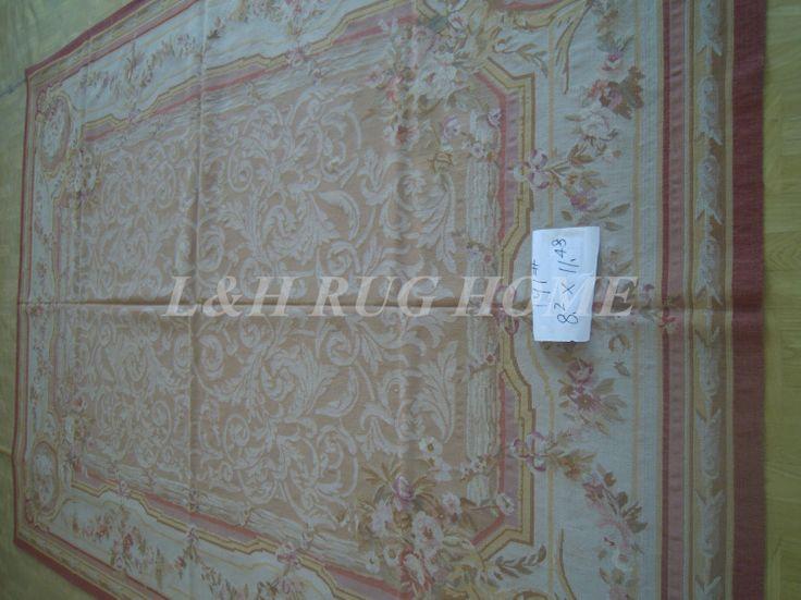 Vind meer tapijt informatie over Gratis verzending 8.2 'x1. '(250x350 cm) franse aubusson tapijt/tapijt hand geweven tapijten hoge niveau, Hoge Kwaliteit niveau mount, Chinese RUG set Leveranciers, Goedkoop RUG wasbaar van L&H RUG HOME op Aliexpress.com