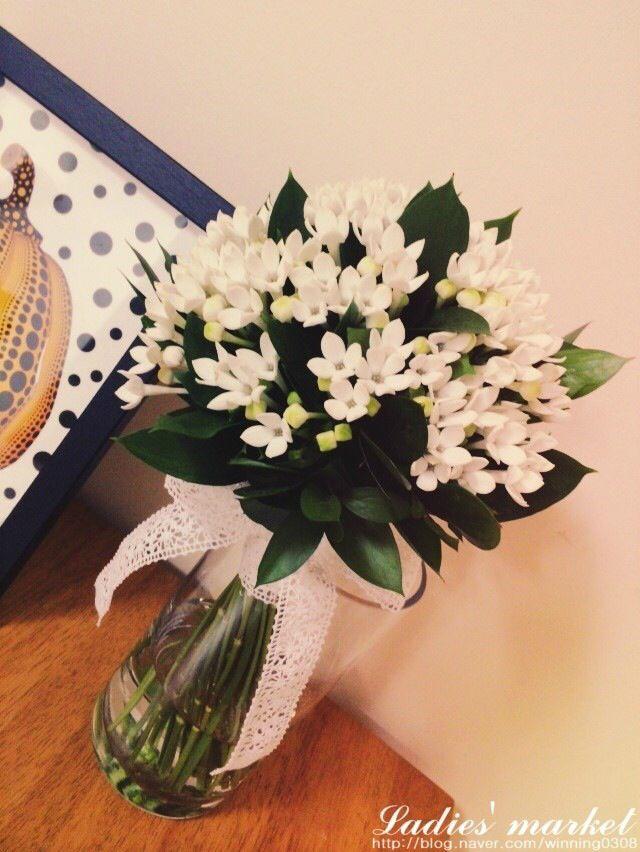 #Wedding bouquet#부바르디아 부케 http://blog.naver.com/winning0308/220059028997