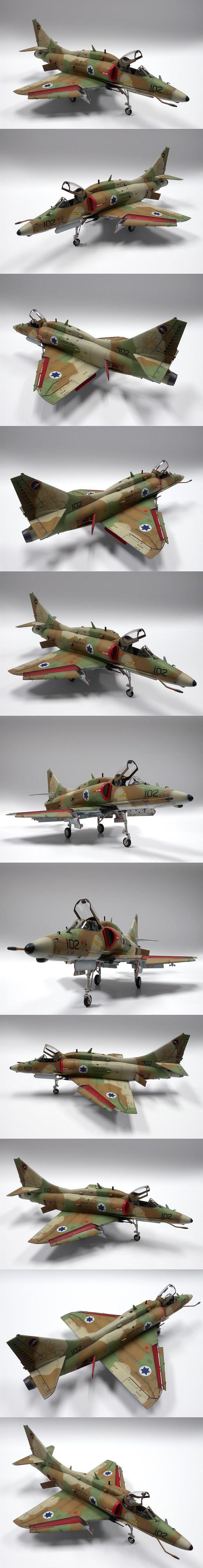A-4N Skyhawk 1/35 Scale Model