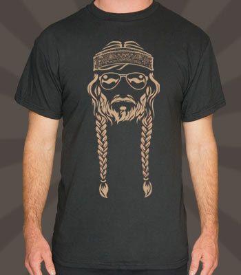 Shotgun Willie TShirts by SwampJazz on Etsy