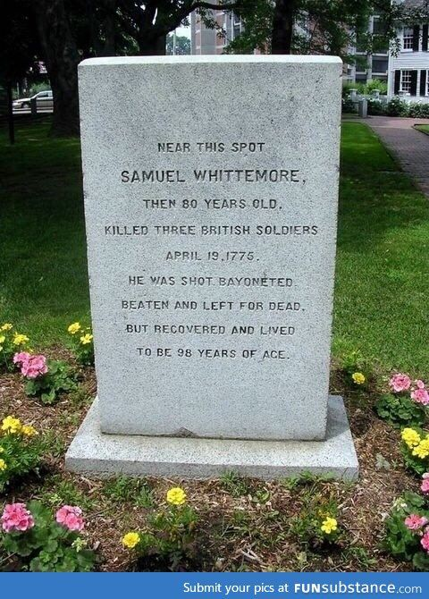 This man's tombstone is a (figurative) giant middle finger.