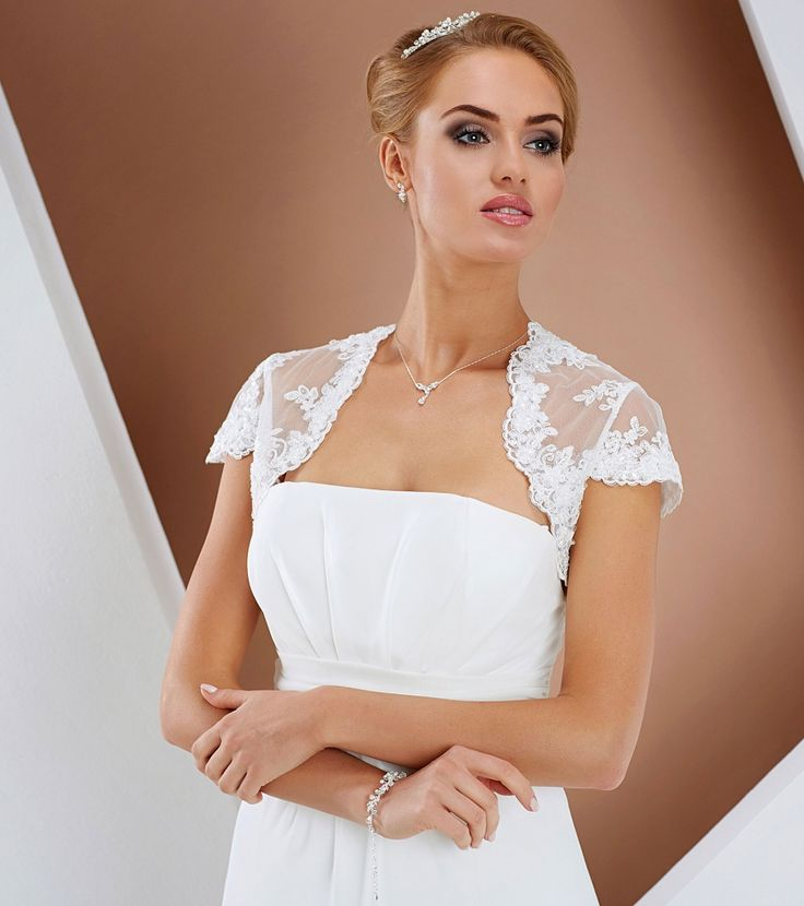 22 best Brautaccessoires images on Pinterest | Boleros, Wedding ...