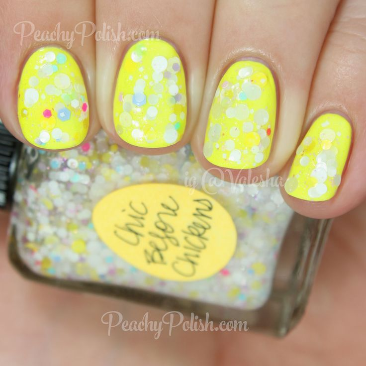 72 mejores imágenes de Yellow Nails en Pinterest | Uñas bonitas ...