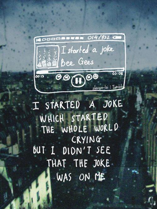 Bee Gees Lyrics