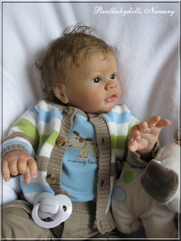 Old Lee Middleton Dolls Reborn Nr 82 Adopted Keyden