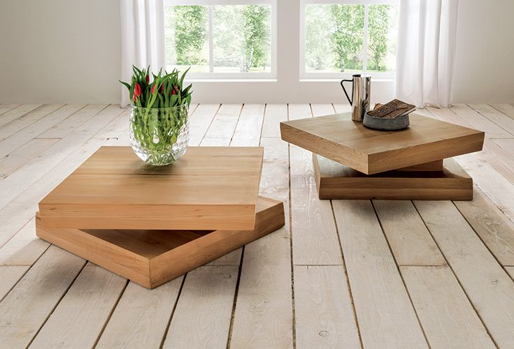 Die besten 25 tisch mit drehbarer platte ideen auf - Couchtisch funktional ...