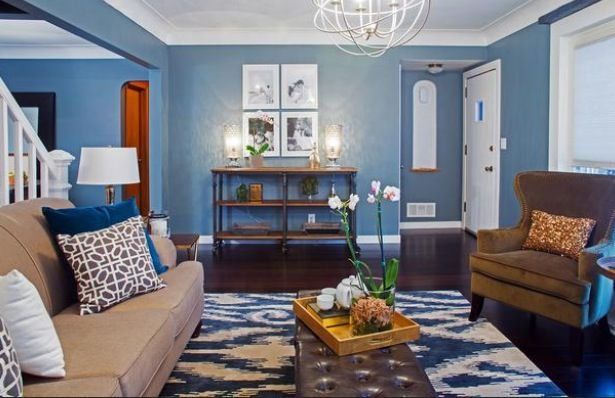 orange blue living room 54 best images about blue orange colors on 16308