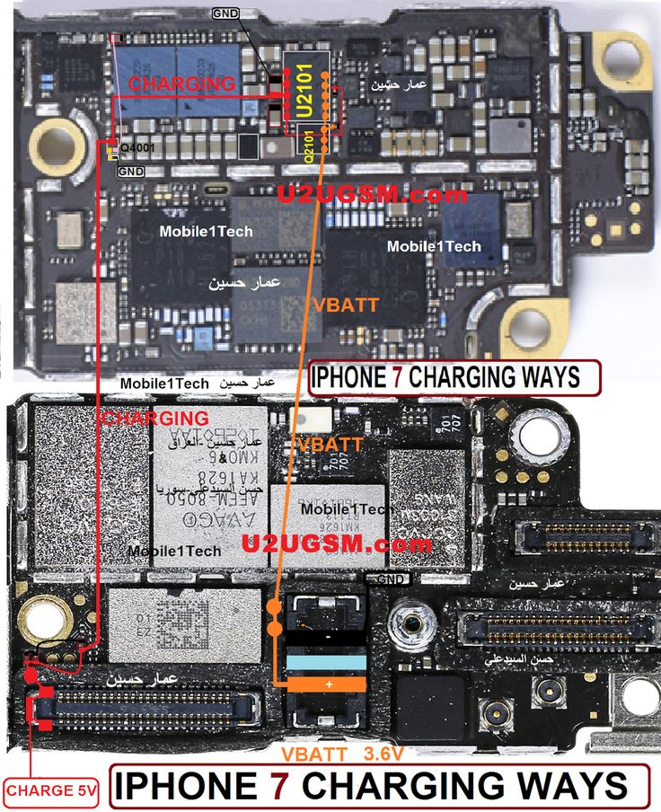 iPhone 7 Usb Charging Problem Solution Jumper Ways | Download free ebooks for apple iphone