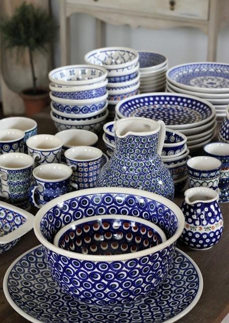 Boleslawiec Polish Pottery