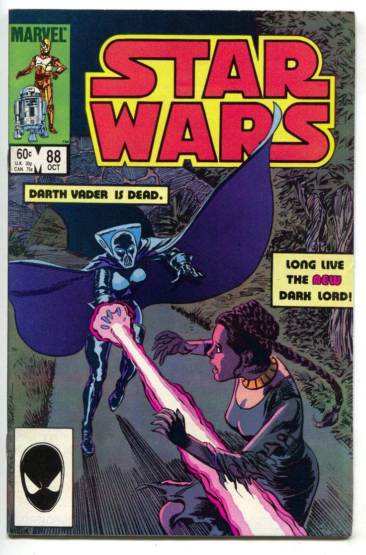 Star Wars 88 Marvel 1984 FN Princess Leia 1st Lumina M&M Olympic Card Ad