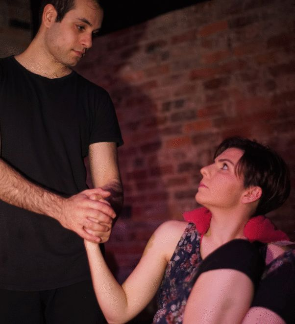 Have You Tried Yoga? Rachel Edmonds Martin Astifo The Owl and The Cat Theatre Independent Theatre that Supports Disability Disability Access in Melbourne's Artistic Community