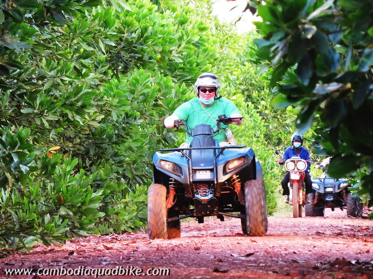 ATV The most fun things to do in Cambodia