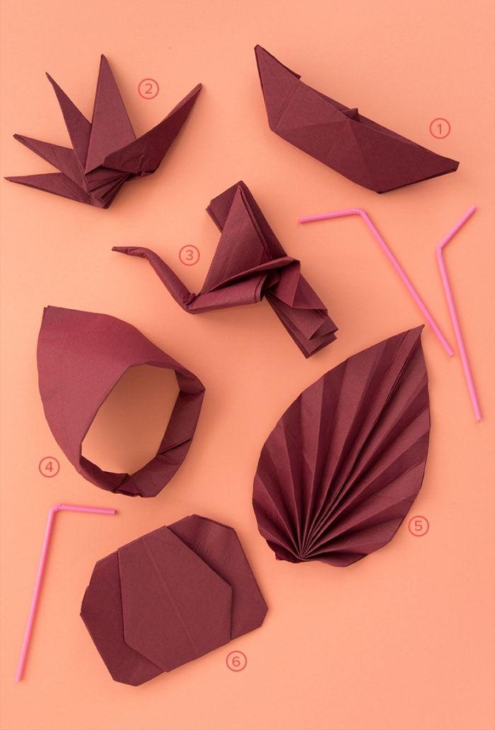 1001 Idees De Pliage De Serviette En Papier Facile Pour Anniversaire En 2020 Pliage Serviette Serviette Papier Pliage Serviette Papier