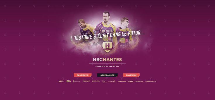 Concept Prehome - HBC Nantes - Handball #LNH