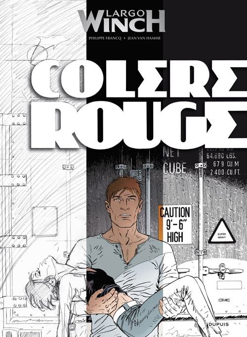 Colère Rouge - Version luxe