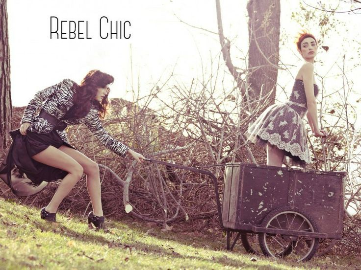 Rebel Chic by Maddalena Triggiani on @Sbaam http://sba.am/nnjhpmv795k