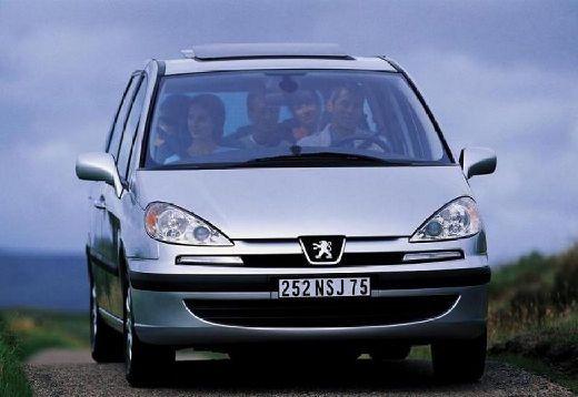 Fiche technique Peugeot 807 2011 2.0 HDi 136ch FAP Active