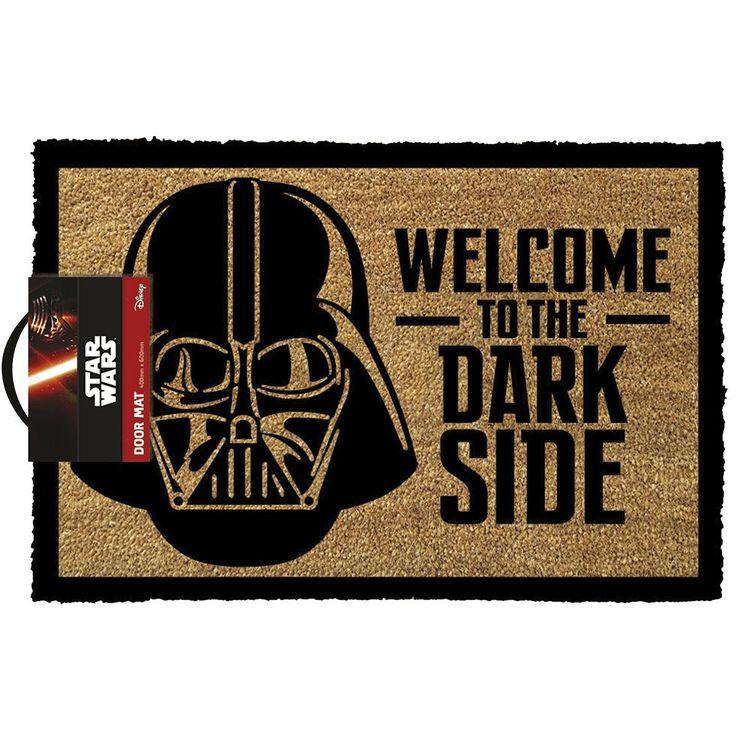 Welcome To The Dark Side - Fußmatte von Star Wars