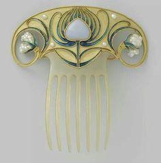 Art nouveau maker not named 3c5bc2a3c6d6493e8e4fae342e0a93dc.jpg (510×516)