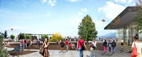 Anamur Atatepe Sosyal Merkezi ve Çevresi Ulusal Mimari Proje Yarışması - Katılımcı - kolokyum.com