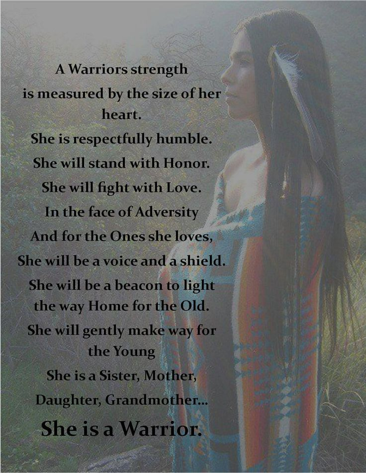 I love you! Thank you for always being my best friend, loving Mother and a magnificent Warrior ;-) You are so loved!!!