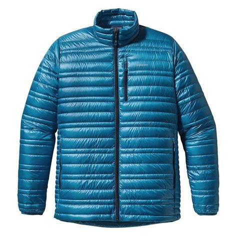 Patagonia Men's Ultralight Down Jacket - Latest Model, 800 Fill Power