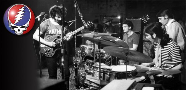 The Grateful Dead on Archive.Org