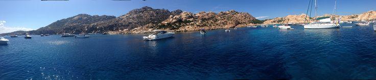 Cala Coticcio - Spiaggia Thaiti - Isola Caprera - Sardegna