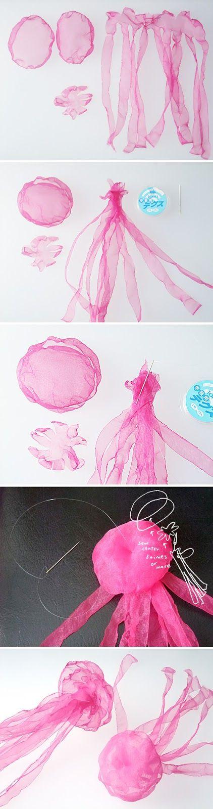 lazycraft: How to make... jellyfish!