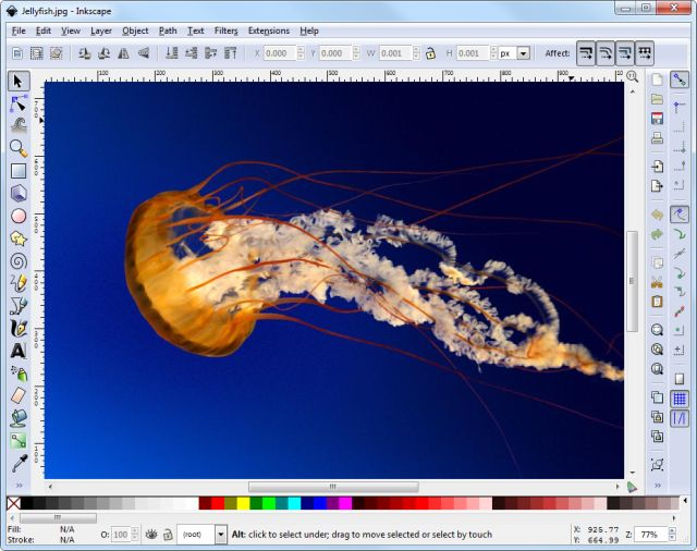 Forget Photoshop, Edit Your Photos With These Top Free Photo Editors: Inkscape