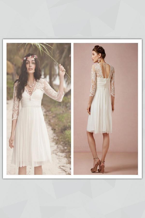 ac4be4193 Customized Feminine Lace Wedding Dress, A-Line Wedding Dress Wedding Dresses,  A-Line Wedding Dress, Lace Wedding Dress #Lace #Wedding #Dress #ALine # Dresses ...