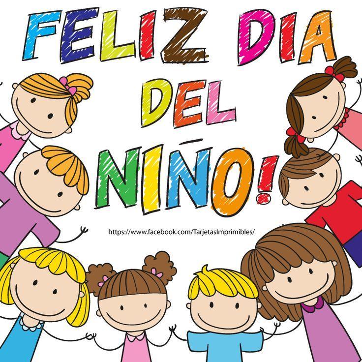 Postales Para Desear Un Feliz Dia Universal Del Nino Feliz Dia