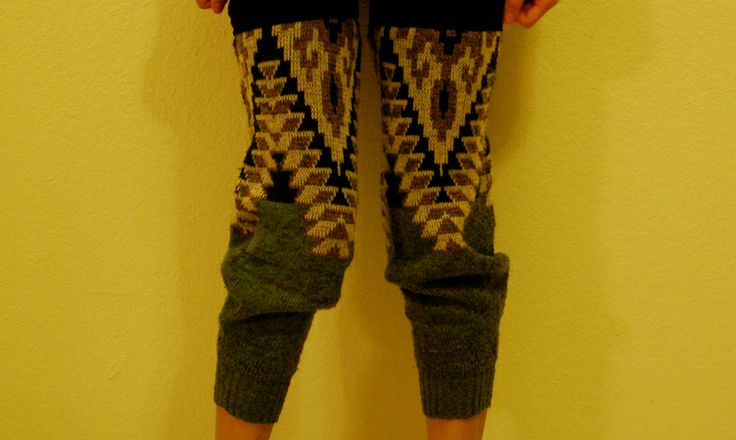 Crazy DIY pants....So all of your friends will think you have lost your mind!!! I'm making these tomorrow.