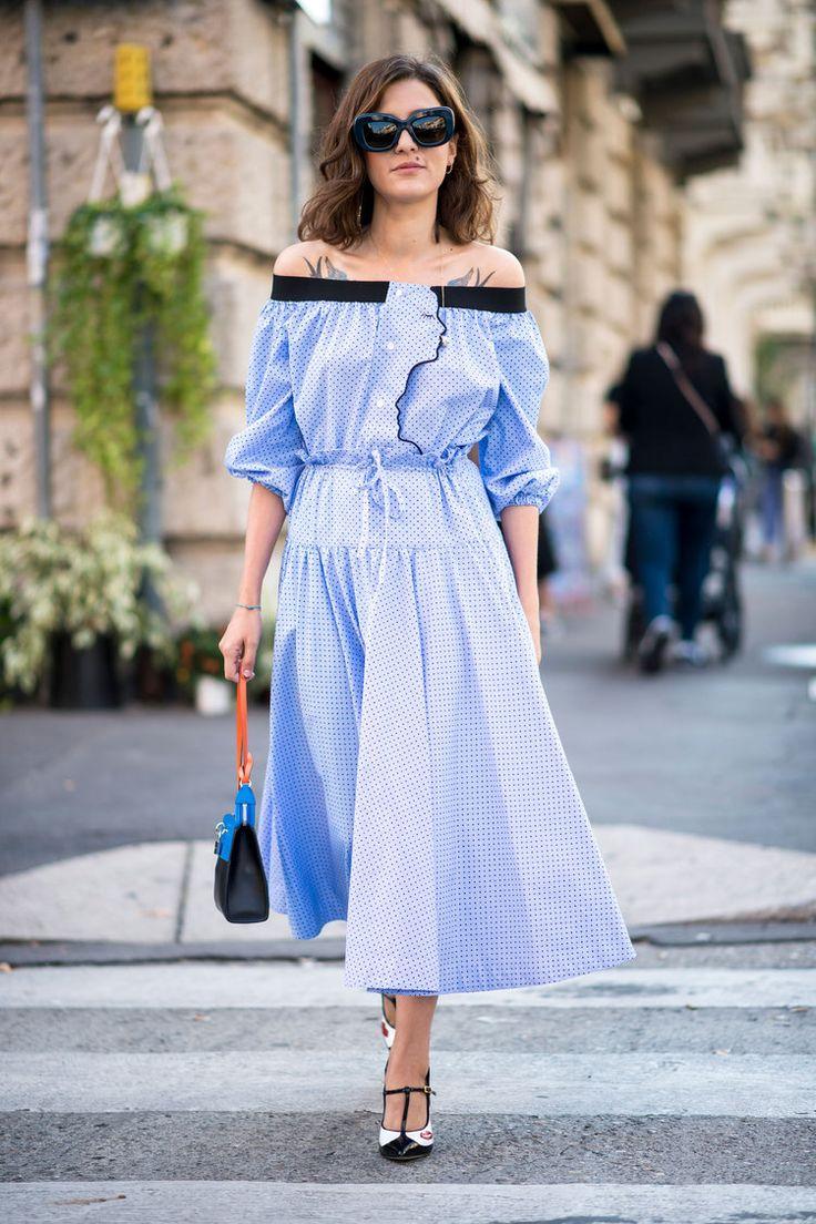 Пока модницы входят в ритм парижской Недели моды, вдохновляемся лучшими образами из Милана, где за семь дней успели побывать самые стильные девушки мира.