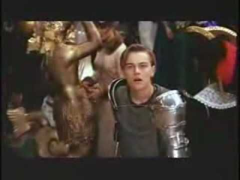 Romeo and Juliet (1996) Trailer - Saturday, June 1 - 7:30pm - Part of a double feature with Hamlet (2000) (Aero)
