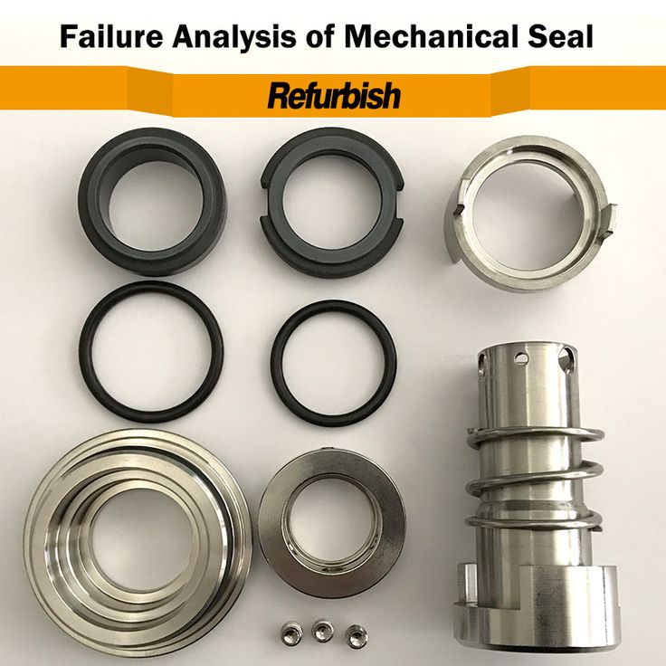 The features of the mechanical seals failures ( Part II)