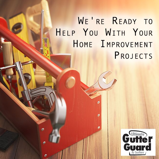 Been thinking about home improvement projects for your home? No matter what home improvement projects you may want or need, we can help you out. From vinyl siding and replacement windows and doors -- to gutter installation and bathroom remodels -- we can take care of you. Call us today for a free in-home estimate. #HomeImprovementAtlanta #HomeImprovementDecatur #HomeImprovementMarietta