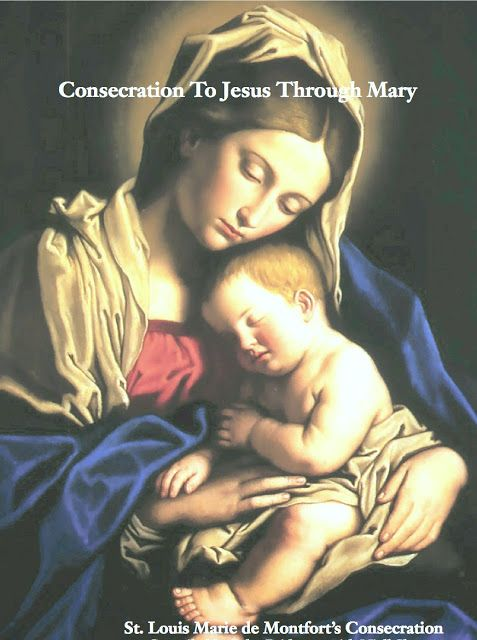 Catholic News World : #Consecration to the Immaculate Heart of Mary by St. Louis - #Litany and #Prayers to SHARE