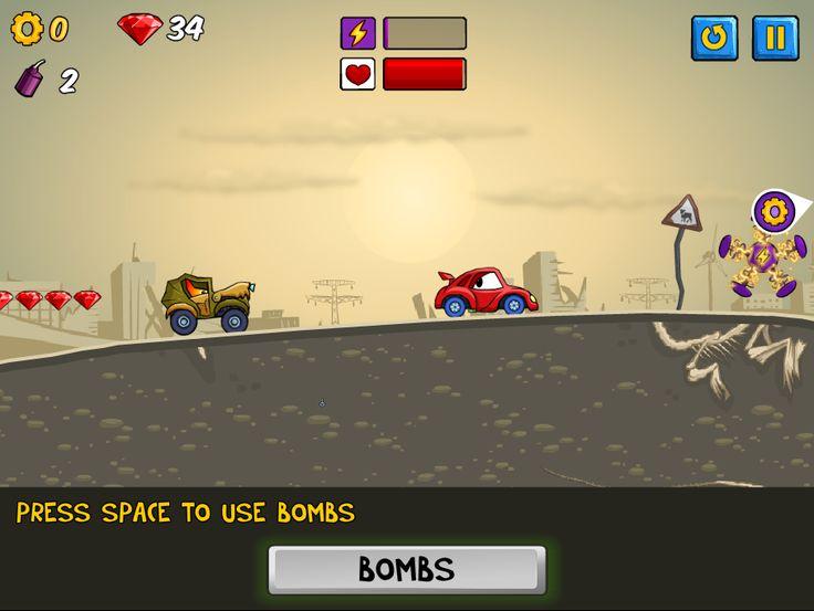 Bu küçük arabanın canavarlarla dövüşebileceğini kim bilebilirdi? Sevimli oyuncak arabayı diğer arabalara yem olmaması için yarıştır. Kırmızı elmasları ve sarı çarkları toplayarak arabanı geliştir. Car Eats Car 2: Mad Dreams oyunu için yeni bölümdür! Kontroller: Yukarı = Hızlanma, Aşağı=Fren ve Geri gitme, Sol/Sağ= Yön, Z.X=Turbo, Boşluk= Bomba.