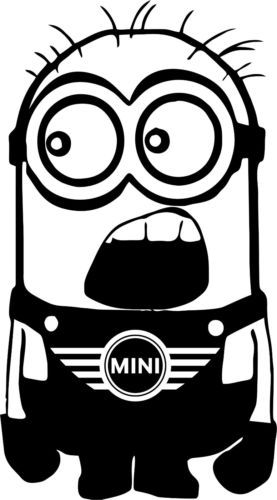Best  Minions Images On Pinterest Other Vinyl Decals Window - Minion custom vinyl decals for car