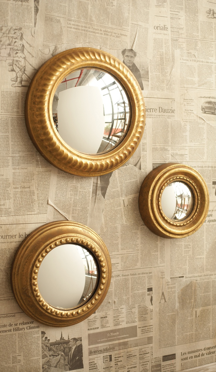 Convex Wall Mirror 38 best l adore convex mirrors! mayrosevintage.blogspot images