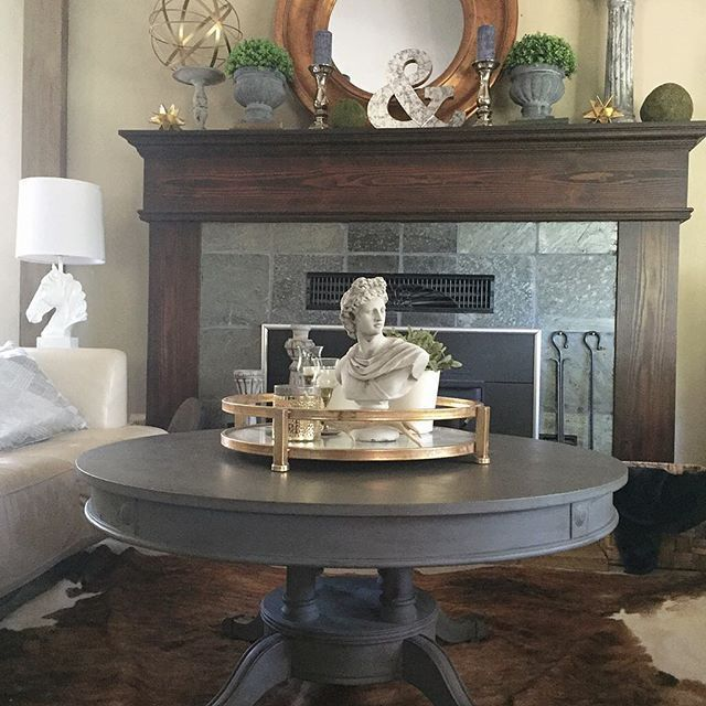 Rustic Wood Oval Coffee Table: Best 25+ Oval Coffee Tables Ideas On Pinterest