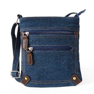 Googgler: Buy women denim messenger bags woman mini small shoulder bag vintage…