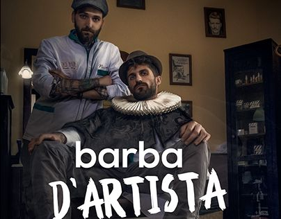 """Check out new work on my @Behance portfolio: """"ADV Barber Shop"""" http://be.net/gallery/41131469/ADV-Barber-Shop"""