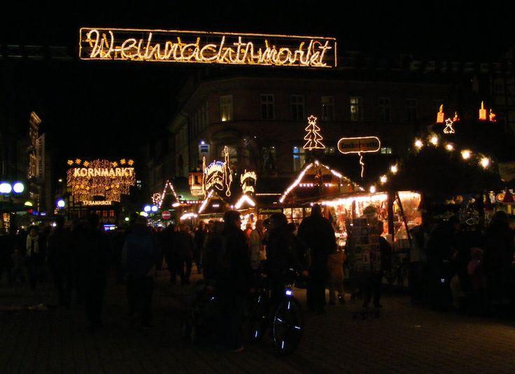 Foto - Weihnachtsmarkt 2009 in Göttingen