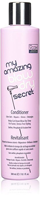 Hempz My Amazing Blow Dry Secret Conditioner, Floral Fusion, 10.1 Ounce Review