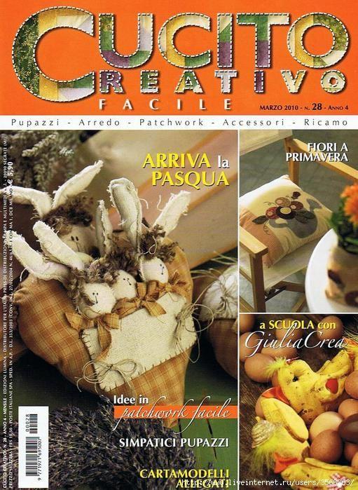 CUCITO CREATIVO - 2010/28